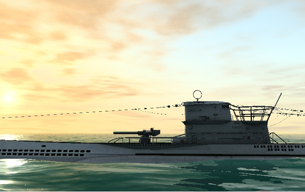 sun 2 WOTA Wolves of the Atlantic iOS subsim mobile UBoat simulation