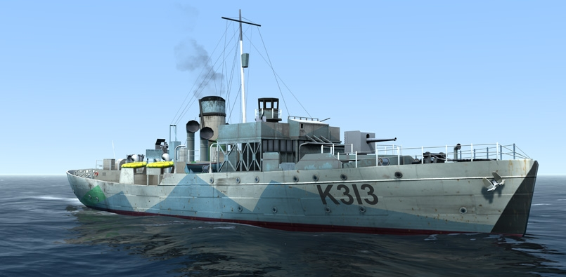 WOTA Wolves of the Atlantic iOS mobile subsim UBoat simulation