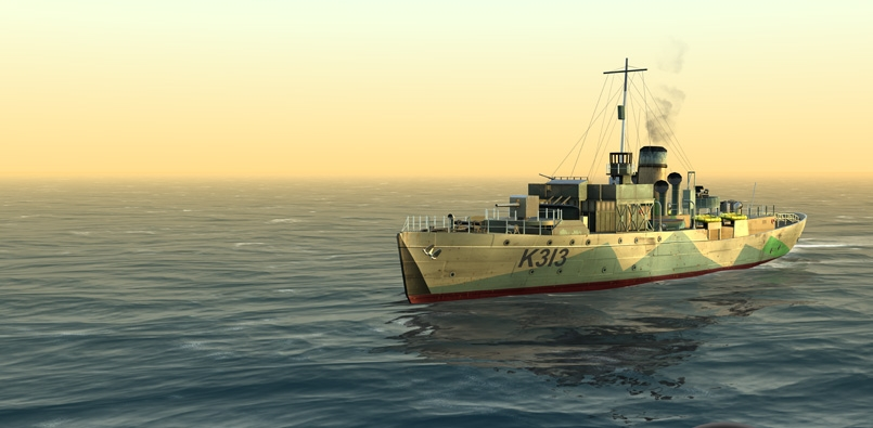 WOTA Wolves of the Atlantic iOS subsim UBoat mobile simulation 1